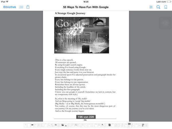 enjoy pdfs in iBooks